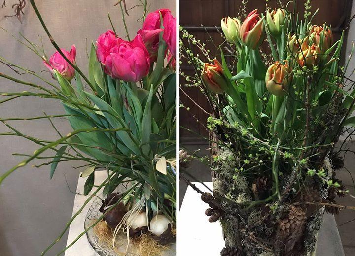 Schmückendes für Ostern - die NATURENA-Kurse im April