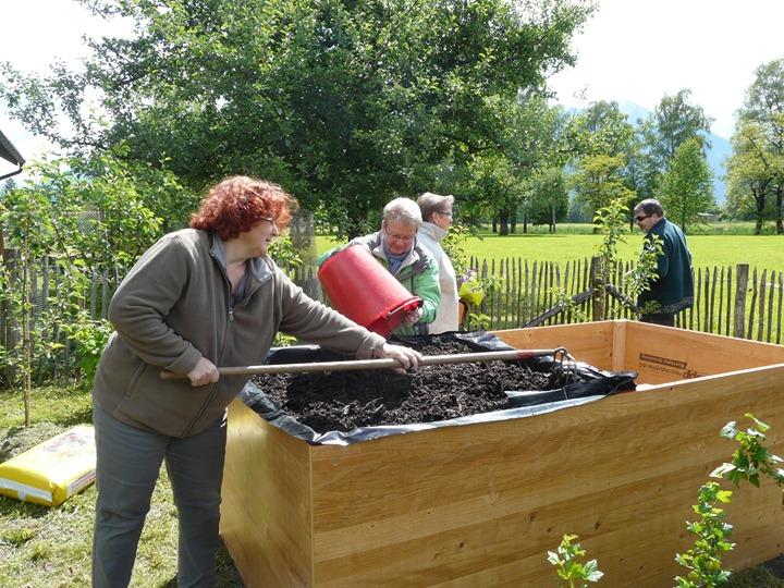 Gärtnern im Mai: Saat- und Pflanzzeit